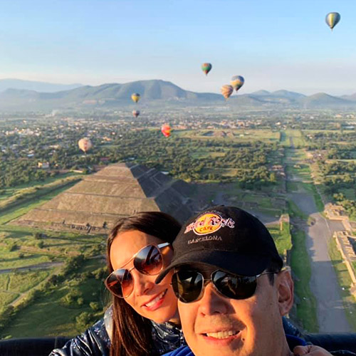 Private Balloon Flight
