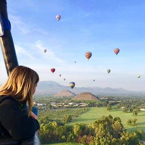 All Included Hot Air Balloon Ride